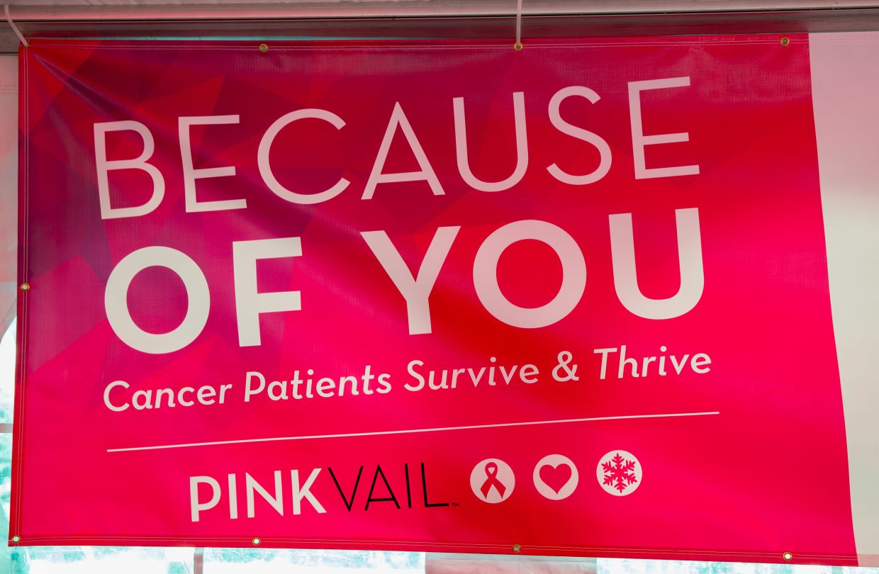 In 2018, Pink Vail raised over $900,000 with 100 percent of it benefitting patients at Shaw Cancer Center in Edwards.