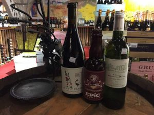 Red, White and Brew: Try French wine and an 'epic' beer