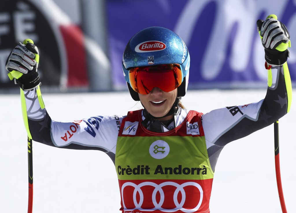 After a record-setting season in 2018-19, expectations are sky high for Mikaela Shiffrin.
