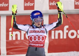 Vail's Mikaela Shiffrin clinches third World Cup title after snow cancels super-G
