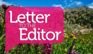 Letter: Thanks for beautiful new Red Sandstone