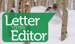 Letter: Let's have a fun, safe closing weekend at Vail