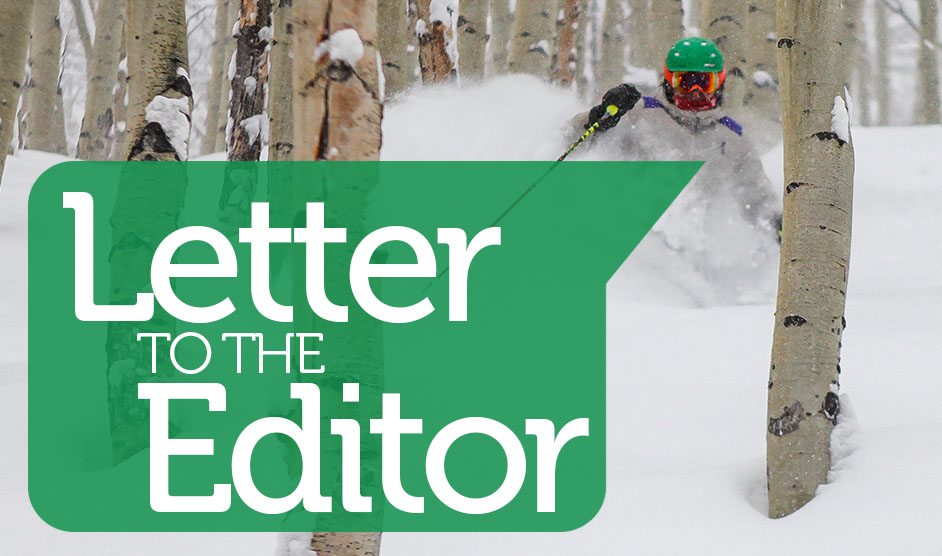 Vail Daily Letter to the Editor