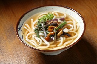 Try new noodles at Udon Noodle House in Vail