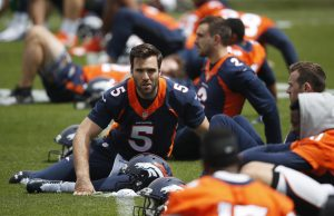 Why Joe Flacco gets the Broncos back in the NFL playoff conversation