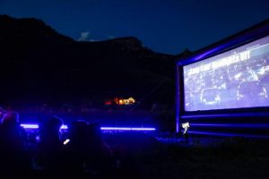 Lineup of movies coming to Minturn's boutique drive-in theater this summer