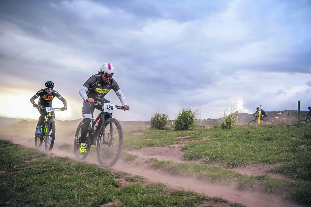 Town series mountain bike racing kicks off on Wednesday in Eagle