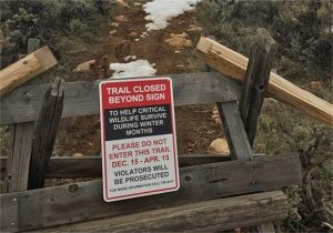 Seasonal trail closure extended for West Avon Preserve