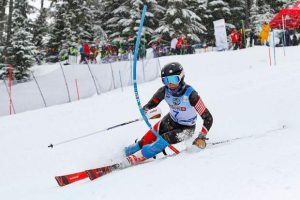 Kirwood hits the podium at Whistler Cup