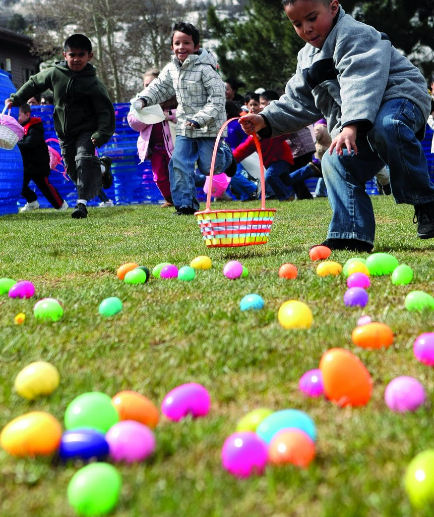 Easter Egg Hunts & more from Vail to Gypsum this weekend ...