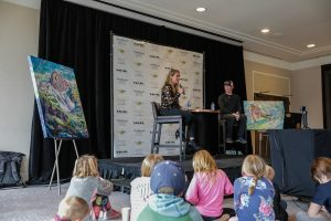 Mikaela Shiffrin welcomed home by Vail fans