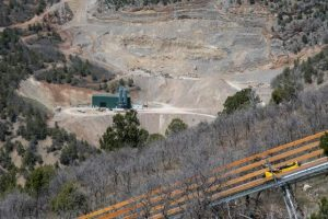 The politically connected owner of a Glenwood Springs quarry wants a massive expansion. Residents are preparing for a fight.