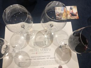 Swirl this: Taste of Vail Riedel seminar highlights why wine glass shape and size matters