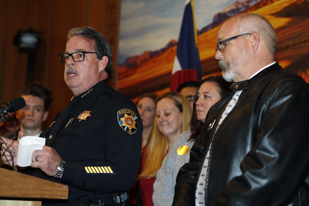 Attorney General Weiser confident sheriffs will enforce Colorado's red flag law