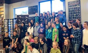 'Ungoverned Children' of Eagle County: Annual children's writing contest results in 7th edition of book