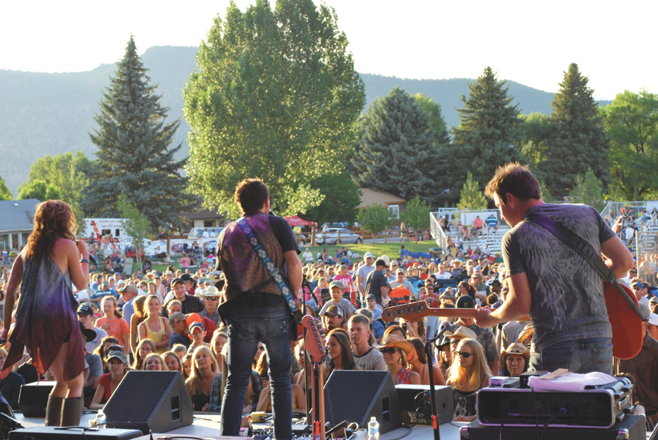 Gypsum Daze Saturday Concert