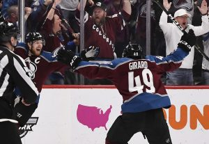 Avalanche beat Sharks in OT thriller, set up Game 7