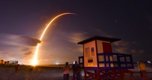 SpaceX launches 60 satellites into orbit. Their mission: global internet coverage