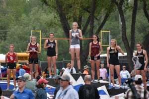 Eagle Valley's Samantha Blair bronze in 800