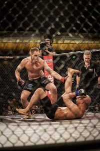 Legacy Fighting Alliance thrills Vail again