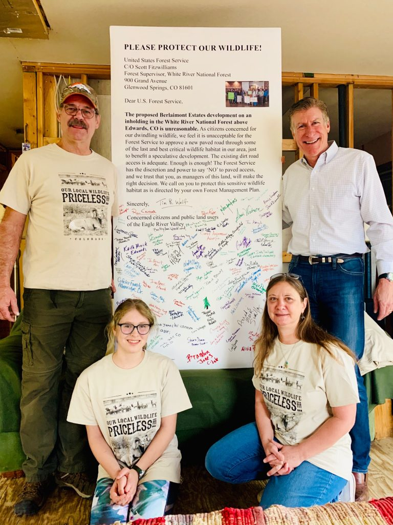 Berlaimont opponents appeal directly to Forest Service supervisor