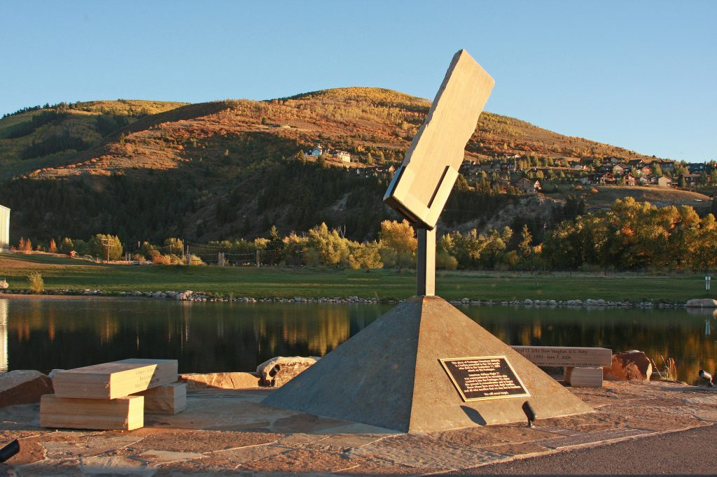 On Memorial Day, join the local VFW Post 10721 at the Eagle County ceremony at Freedom Park in Edwards. The ceremony honors Eagle County residents who have fallen in the line of duty including military, 9/11 and emergency responders.