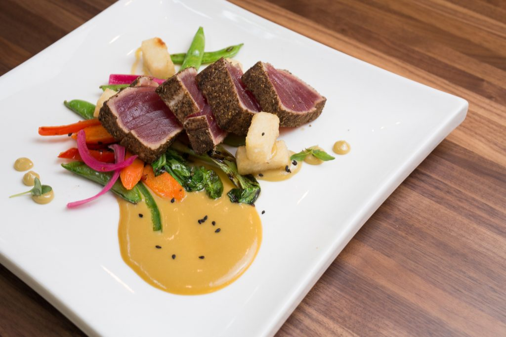 During Vail Beaver Creek Restaurant Week buy any entree and get one entree for $20.19 at Terra Bistro in Vail Village.