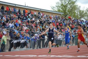 Vail Christian speeds to 800-meter relay title