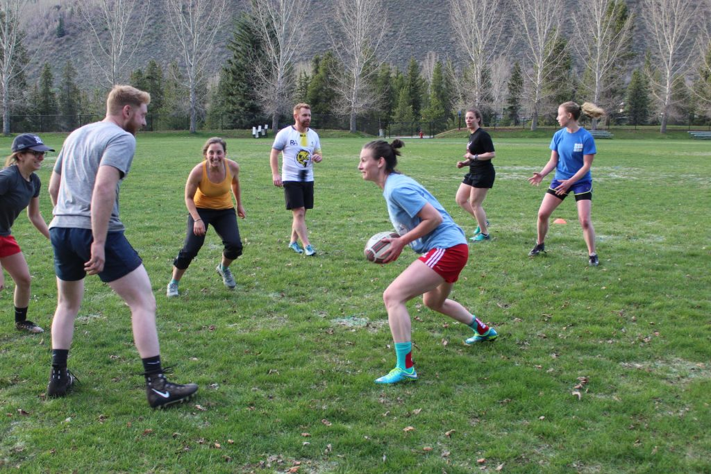 Local women launching Vail Women's Rugby to fill a need for a team in the mountains.