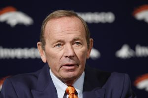 Broncos owner Pat Bowlen dies at 75