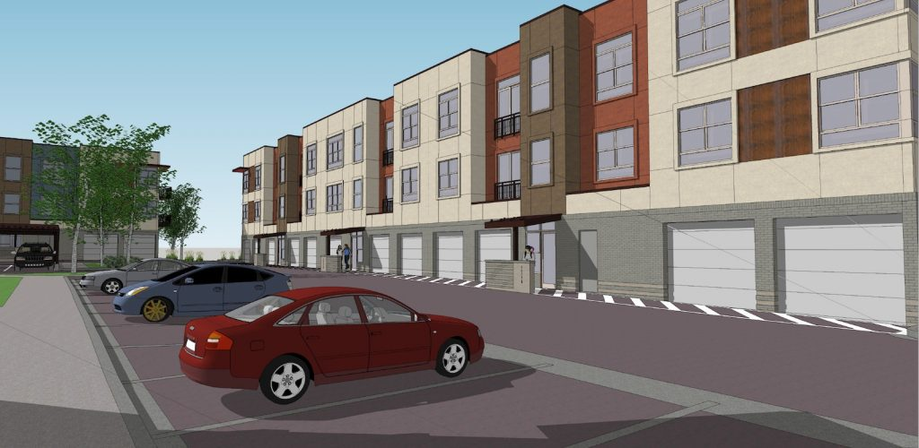 Traer Creek is under contract to sell to Longmont-based Actis LLC, which would develop the apartments.