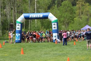 Vail community rallies for inaugural Bindu Memorial Run, drawing 200 people
