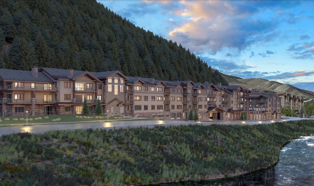 The 81-condo project on Highway 6 near the Beaver Creek roundabout is expected to be completed in 2022.
