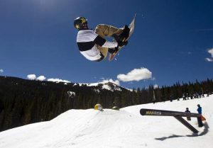 Never Summer riders Corning, Blackwell, Alito bring childhood verve to Woodward Copper camp
