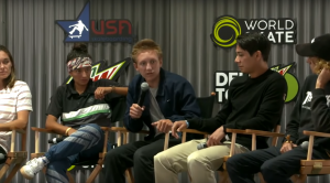 Summit locals Red Gerard, DC Oetken talk Olympic skateboarding at Dew Tour