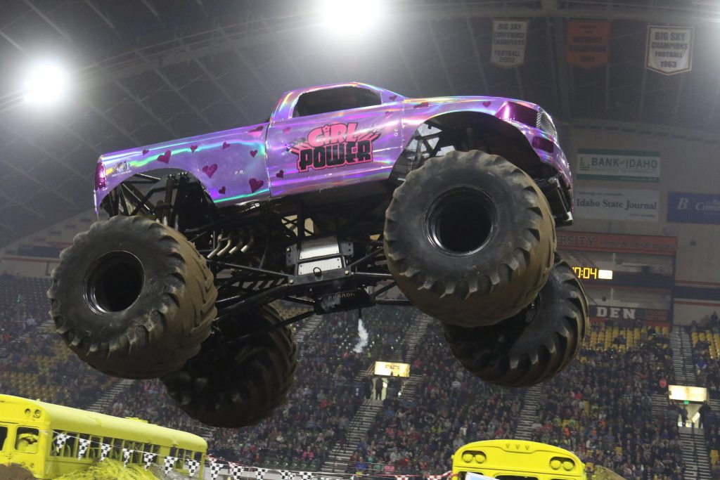 Rev It Up Eagle The Monster Trucks Are Coming Vaildaily Com