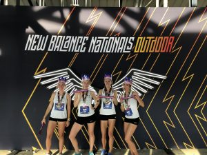 Eagle Valley runners return from Nationals in North Carolina as All Americans