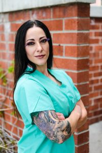 InkedIn: Vail nurse picked for national tattoo modeling competition