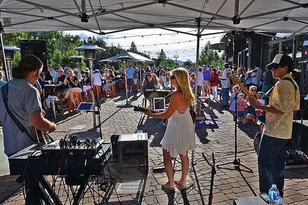 Maya's Friday Afternoon Club is back for another season of live music