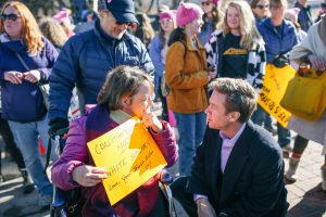 Vail's Mike Johnston is itching to take on Cory Gardner for Senate seat