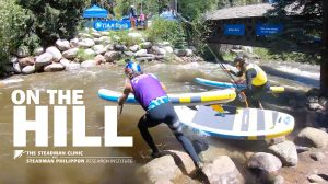 VIDEO: Pro surfer Kai Lenny finds the waves in Vail
