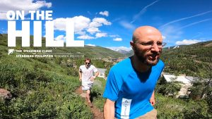 VIDEO: Boxing training in Vail