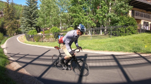 Bike to work day celebrated in Eagle County