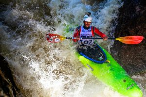Cultures connect through kayaking at GoPro Mountain Games Steep Creek event