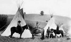 Historical society hosts Northern Ute tribal member at CMC on June 20