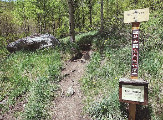 Vail trailhead hosts aim to educate hikers | VailDaily com