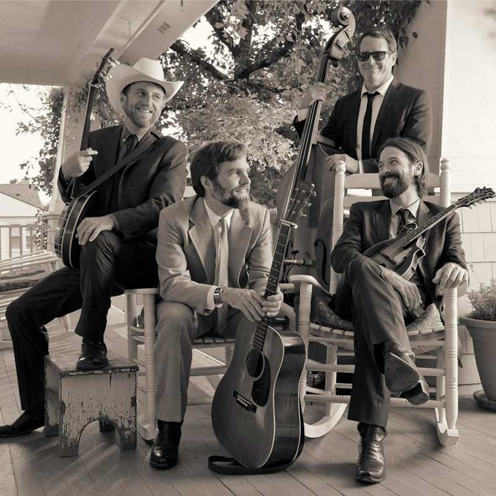 The Tabor Opera House hosts a variety of performances this summer. Chatham County Line takes the stage on Friday night.