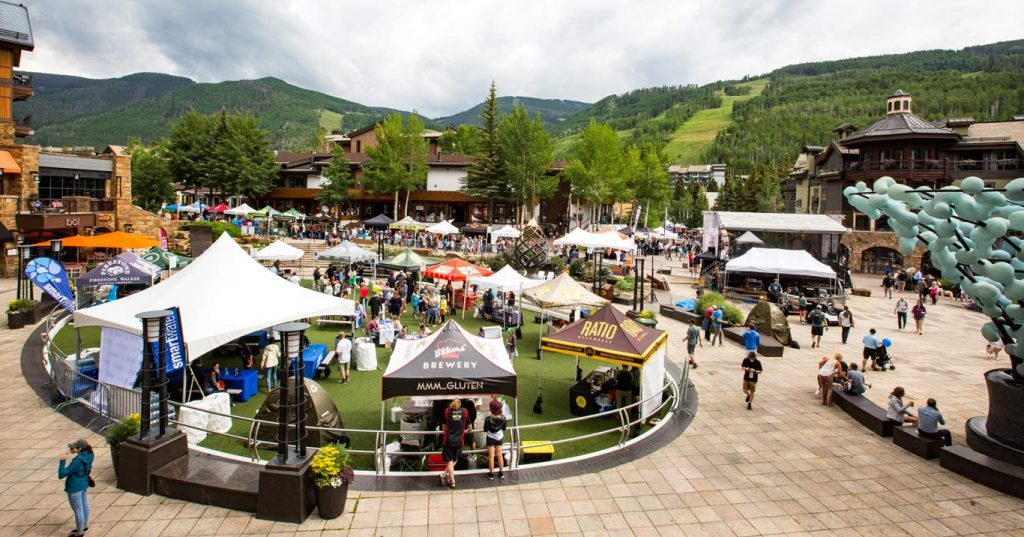The Vail Craft Beer Classic returns to Vail and will feature outdoor adventures, educational seminars and beer samplings in the Solaris Plaza.