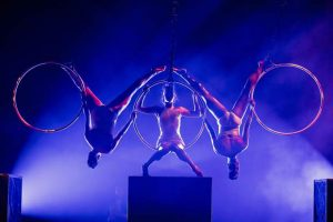 Vilar Performing Arts Center to host Troupe Vertigo acrobatic circus group