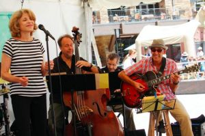 See live jazz for free on Sundays in Vail at the Farmers' Market and at the Remedy Bar
